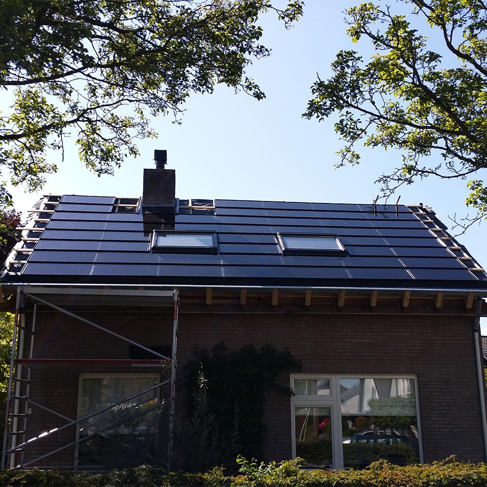 Duboplus duurzaam bouwen en isoleren renovatie dak Ons Huis Verdient Het 1