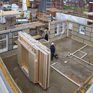 duboplus duurzaam bouwen en isoleren gevelelement