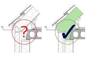 duurzaam bouwen en isoleren lineaire warmteverliezen dakvoet 800x600