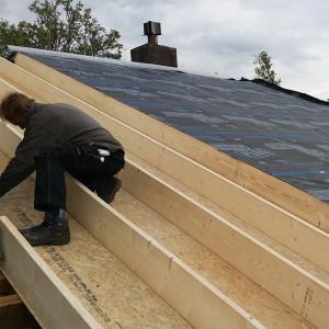Duboplus duurzaam bouwen en isoleren renovatie dak Ons Huis Verdient Het 4