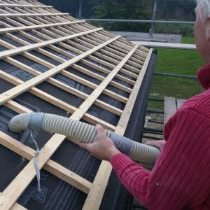 duboplus duurzaam bouwen en isoleren cellulose inblazen detail 960x960